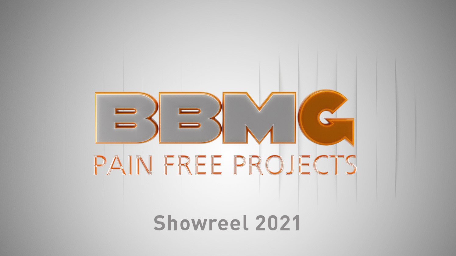 BBMG - Medical Design Showreel 2021